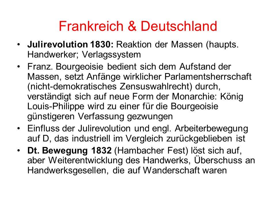 Frankreich & Deutschland