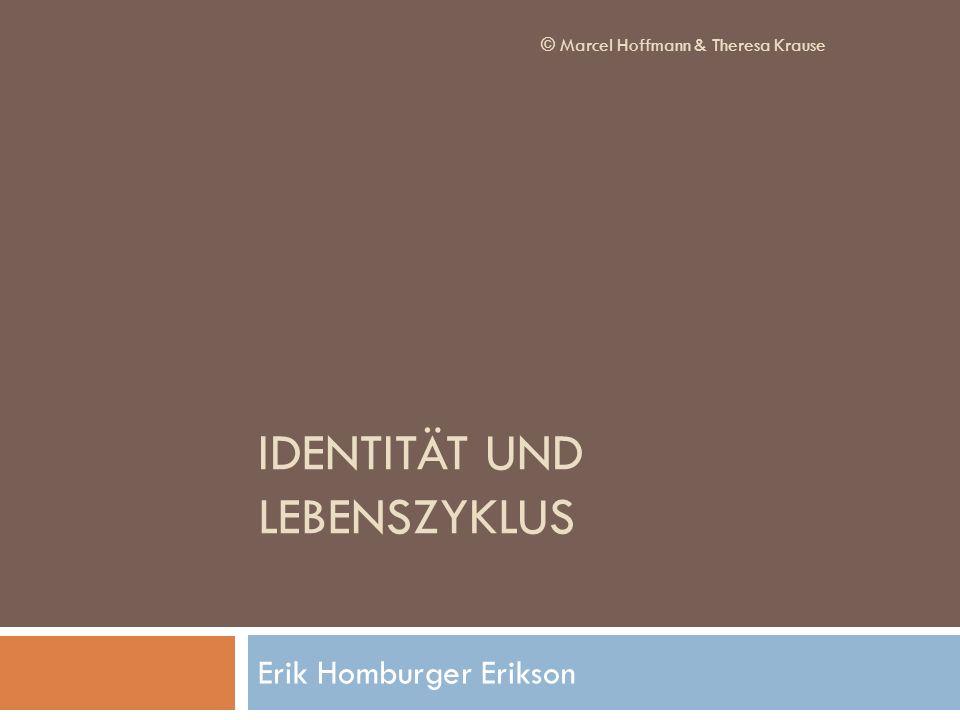 Identität und Lebenszyklus