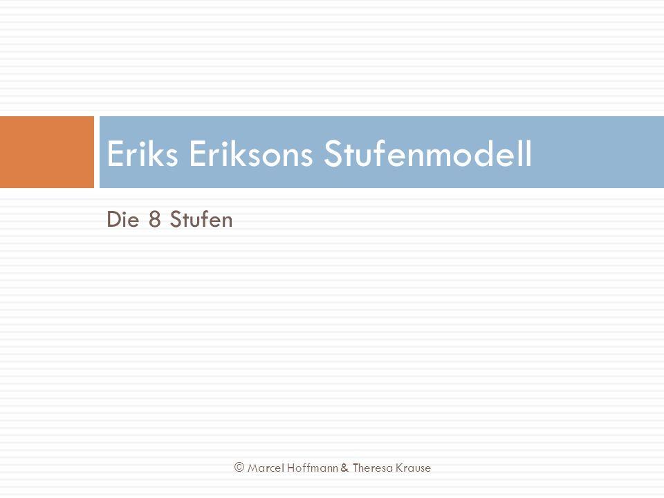 Eriks Eriksons Stufenmodell