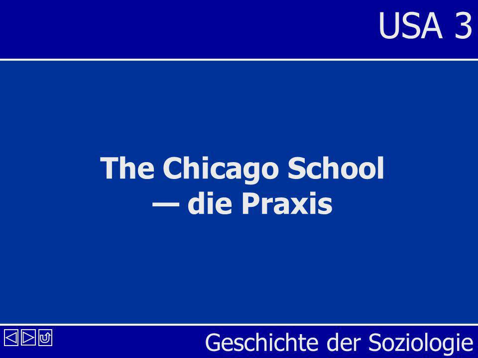 The Chicago School — die Praxis