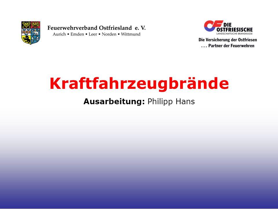 Ausarbeitung: Philipp Hans