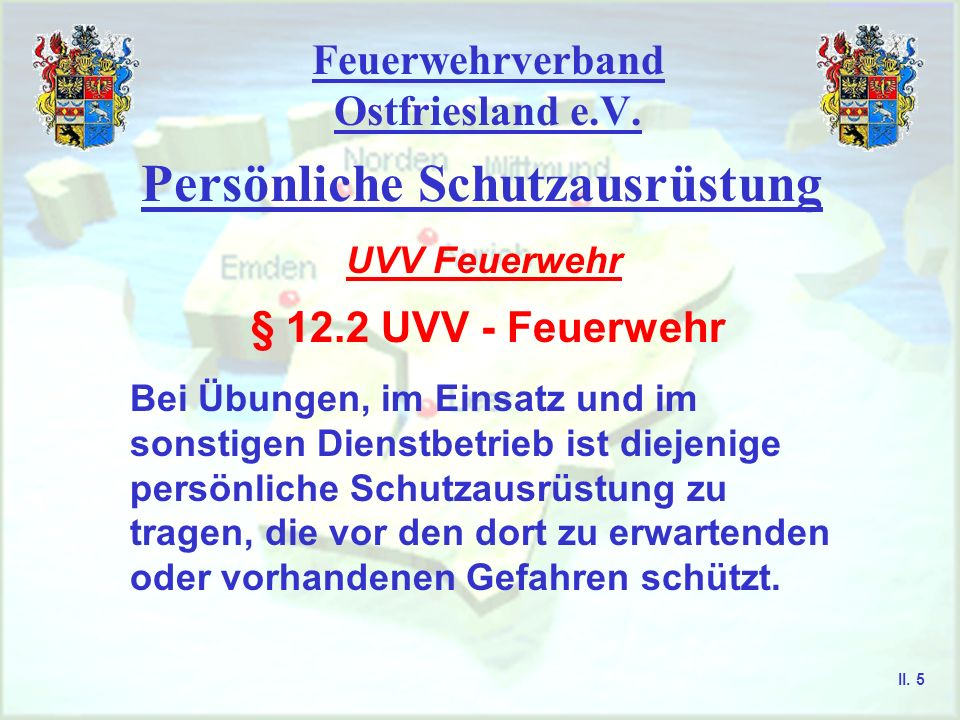 Feuerwehrverband Ostfriesland e.V.