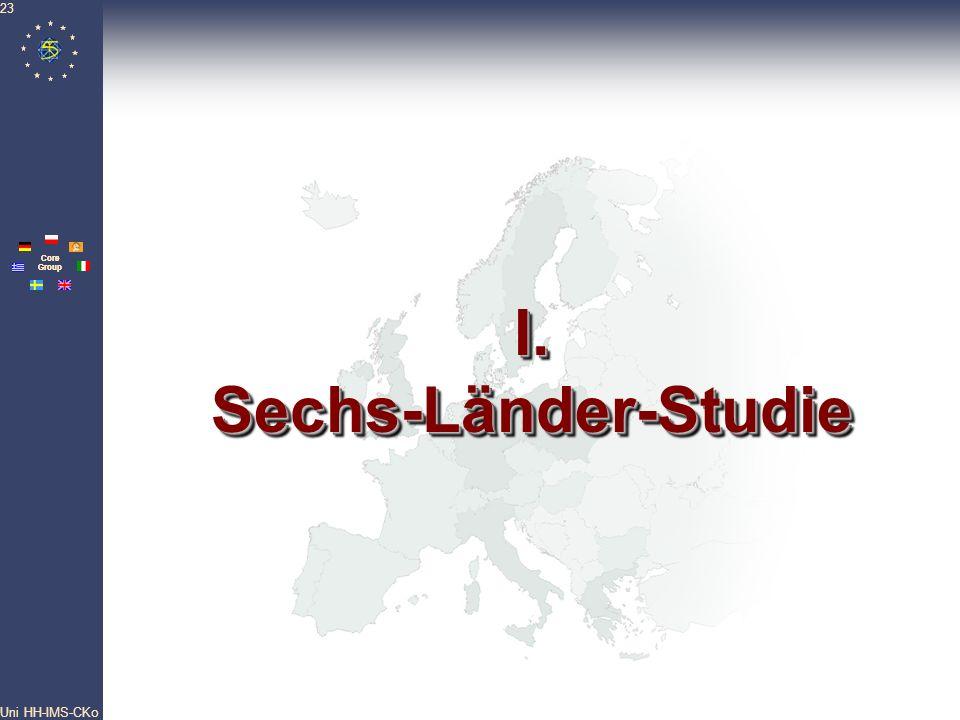 I. Sechs-Länder-Studie