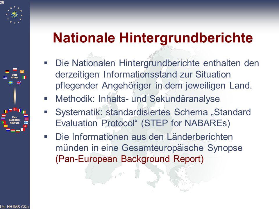 Nationale Hintergrundberichte