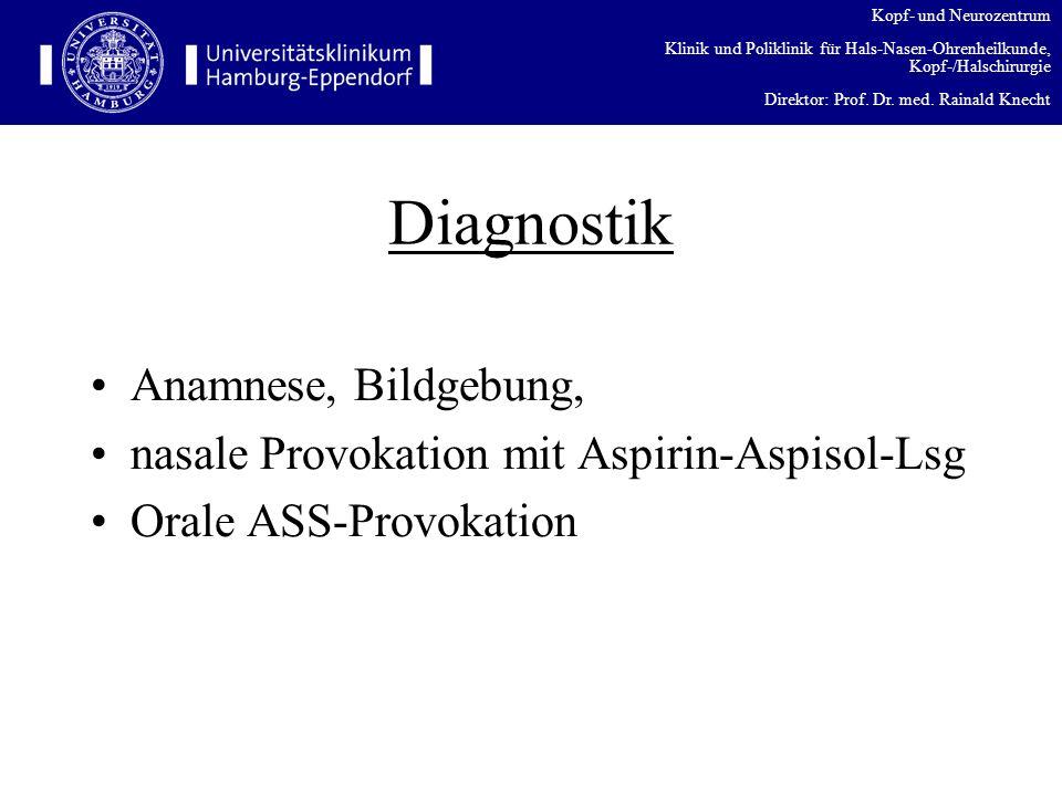 Diagnostik Anamnese, Bildgebung,