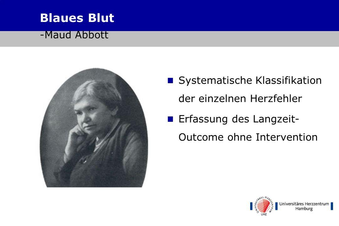 Blaues Blut -Maud Abbott