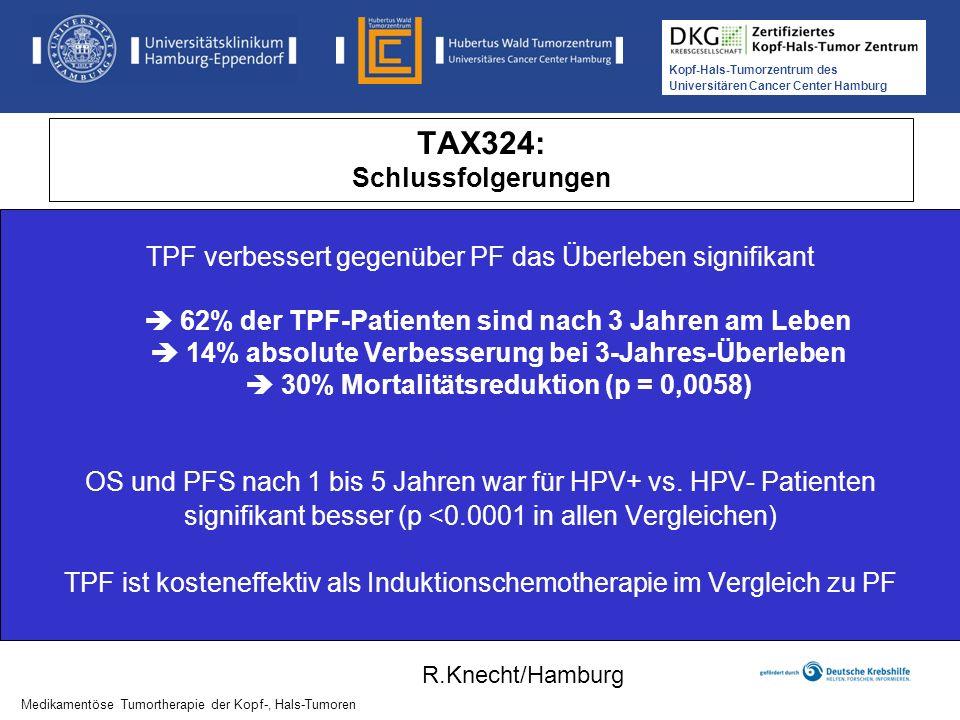 TAX324: Schlussfolgerungen