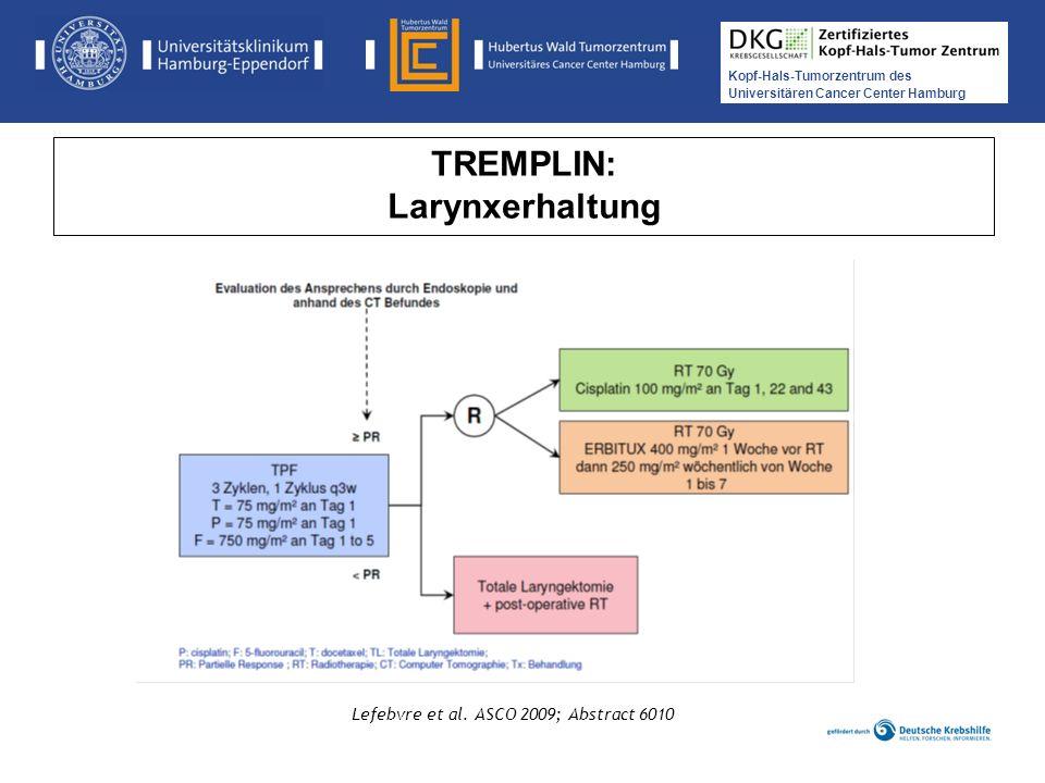 TREMPLIN: Larynxerhaltung