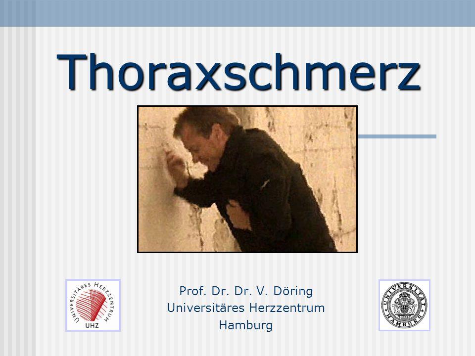 Prof. Dr. Dr. V. Döring Universitäres Herzzentrum Hamburg