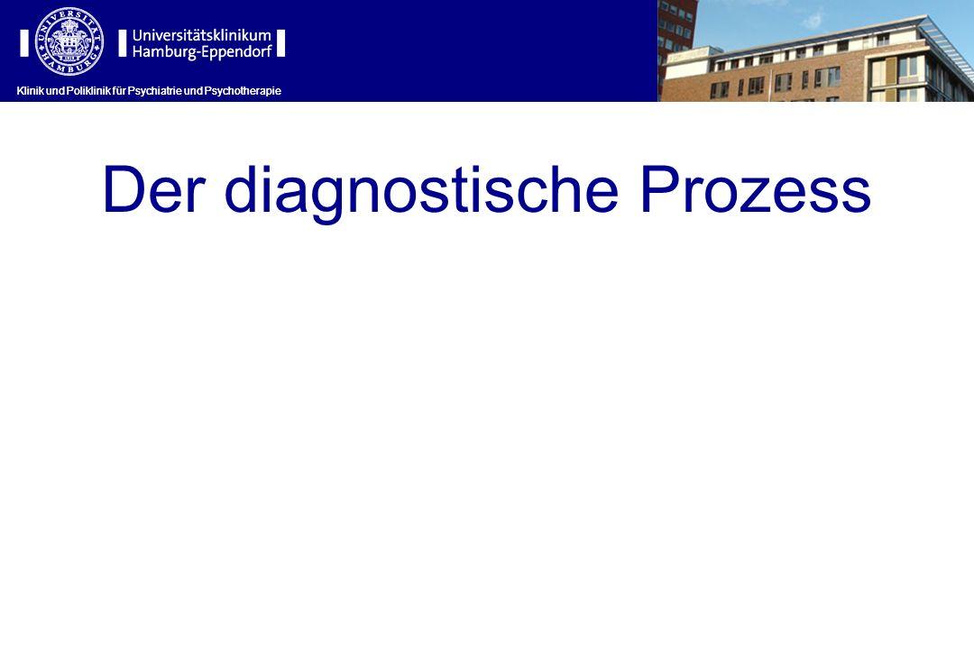 Der diagnostische Prozess