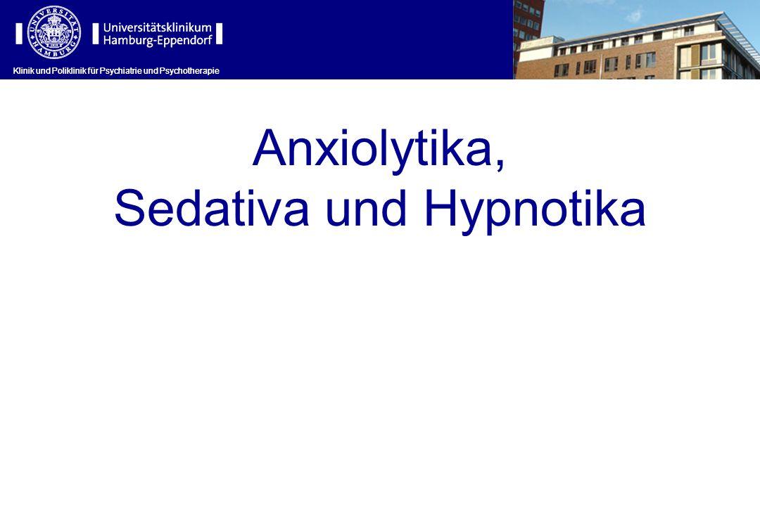 Sedativa und Hypnotika