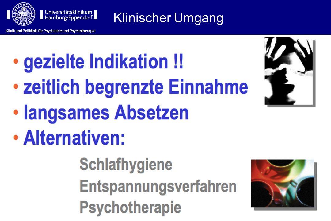 Klinischer Umgang Klinik und Poliklinik für Psychiatrie und Psychotherapie