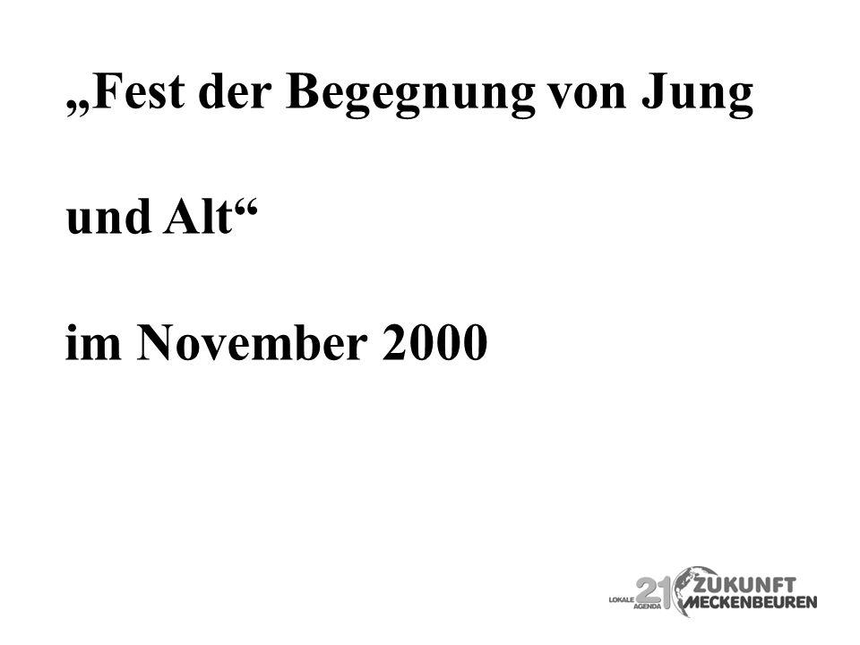 """""""Fest der Begegnung von Jung"""