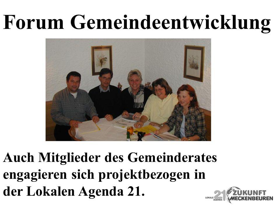 Forum Gemeindeentwicklung