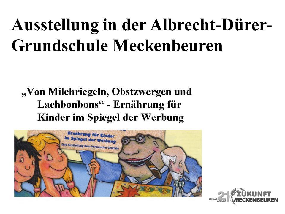 Ausstellung in der Albrecht-Dürer-