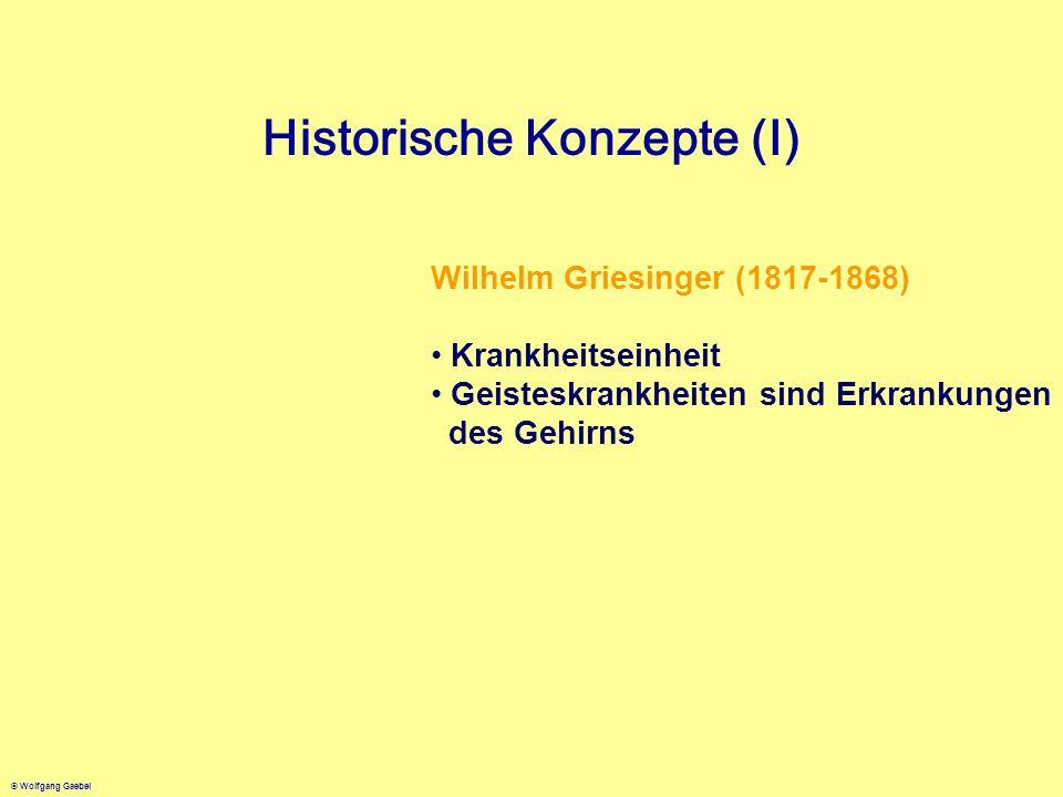 Historische Konzepte (I)