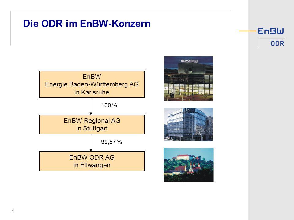 Die ODR im EnBW-Konzern