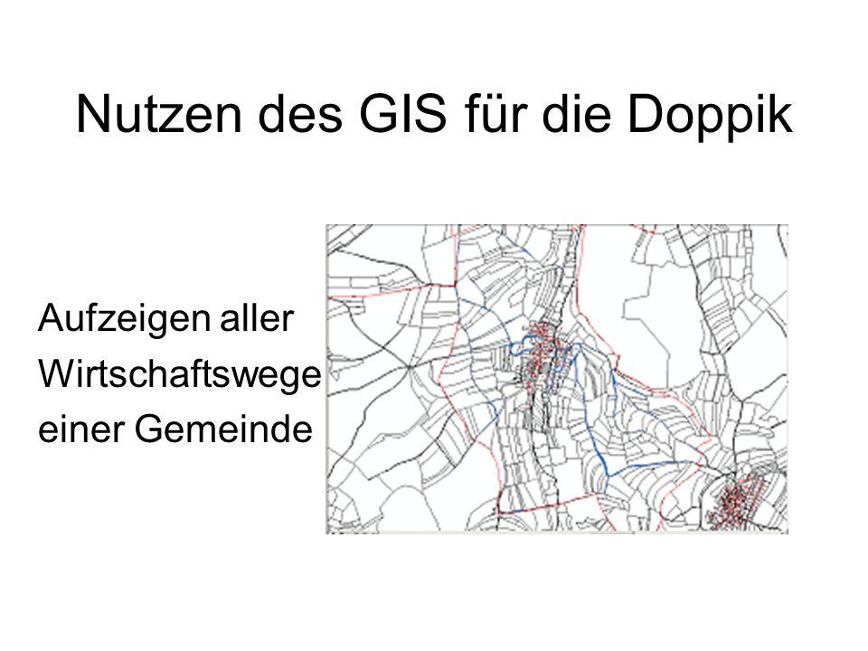 Nutzen des GIS für die Doppik