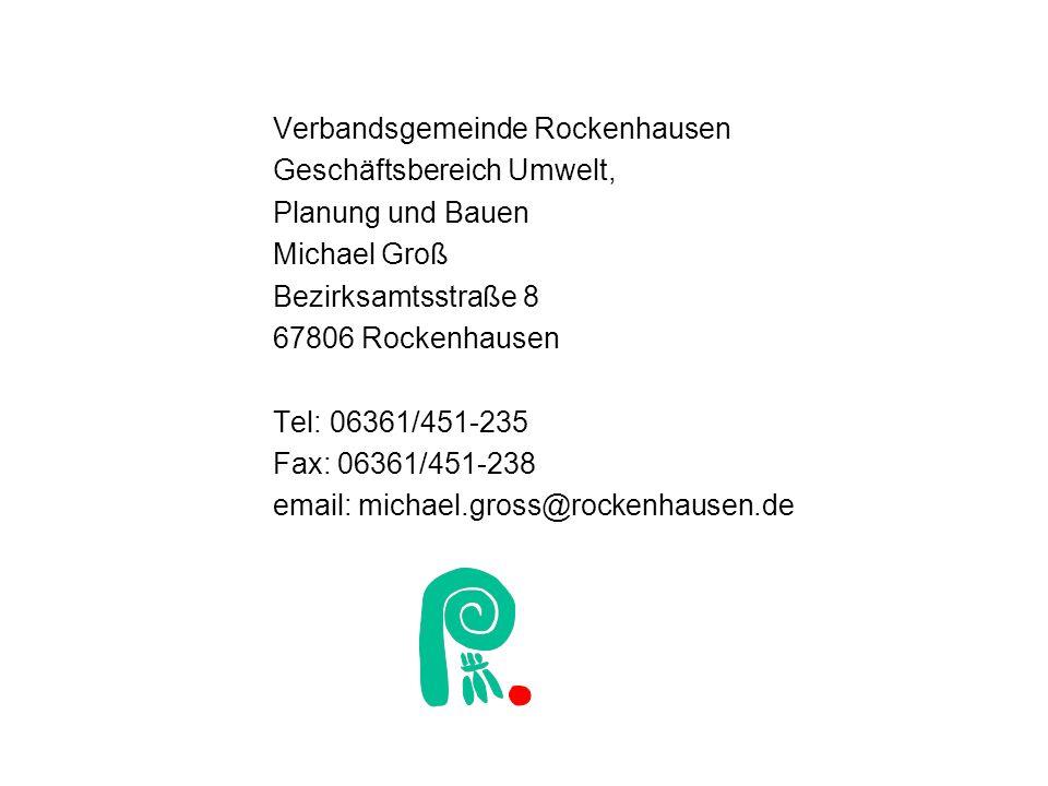 Verbandsgemeinde Rockenhausen