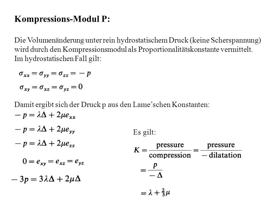 Kompressions-Modul P: