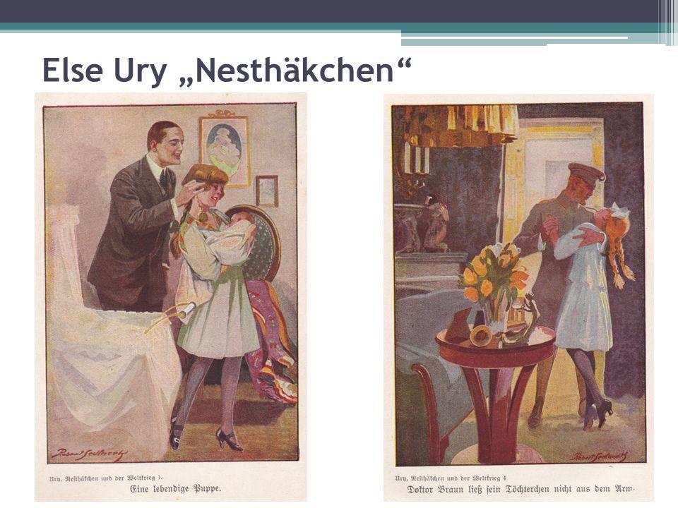 """Else Ury """"Nesthäkchen"""