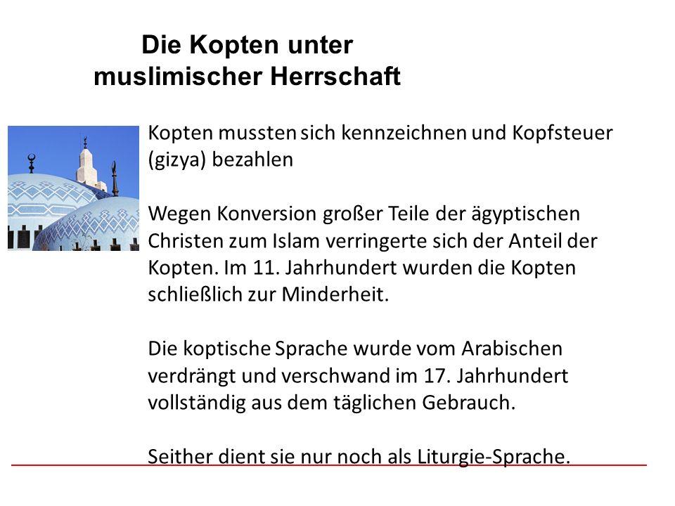 muslimischer Herrschaft