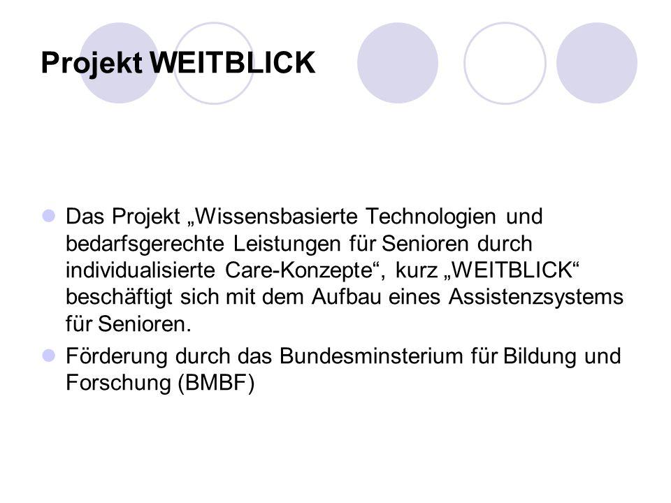 Projekt WEITBLICK