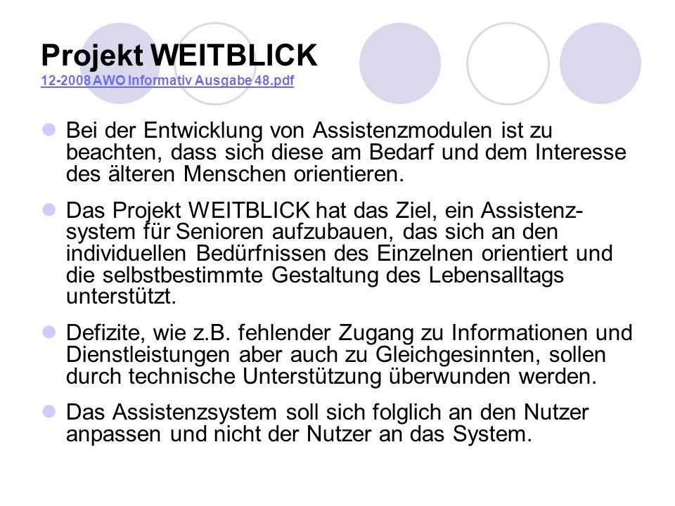 Projekt WEITBLICK 12-2008 AWO Informativ Ausgabe 48.pdf