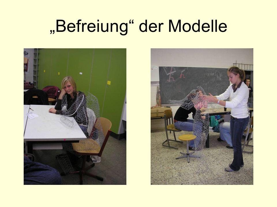 """""""Befreiung der Modelle"""