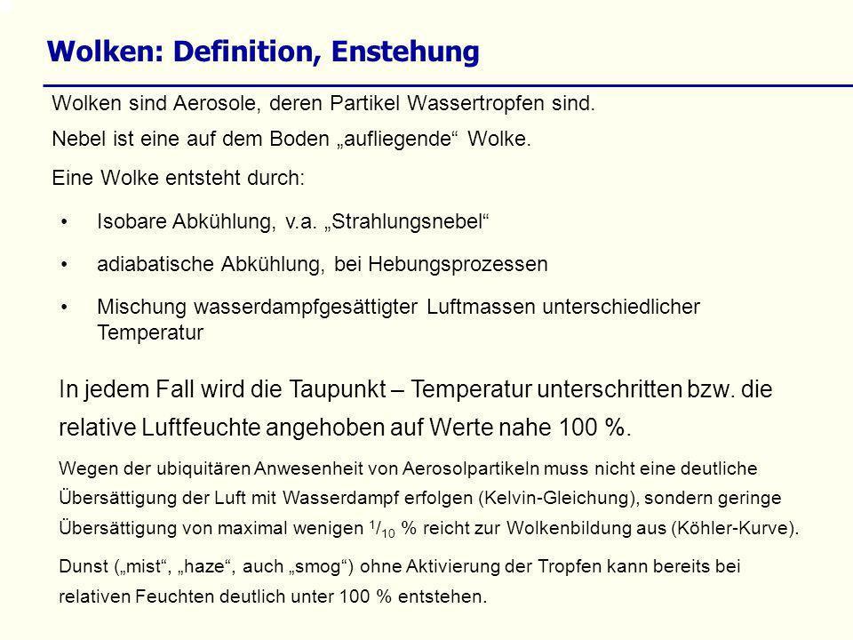 Umweltmeteorologie 13 wolken und nebel ppt herunterladen for Definition von boden