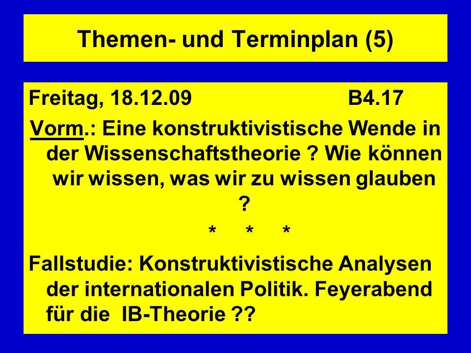 Themen- und Terminplan (5)