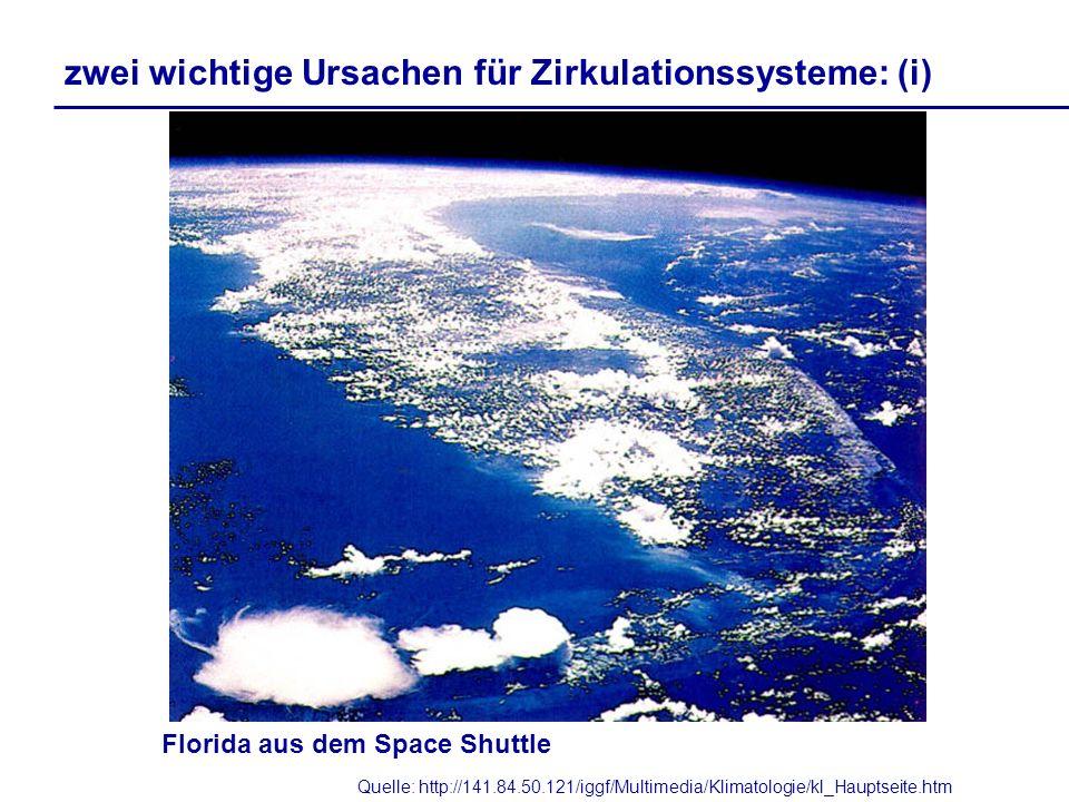Florida aus dem Space Shuttle