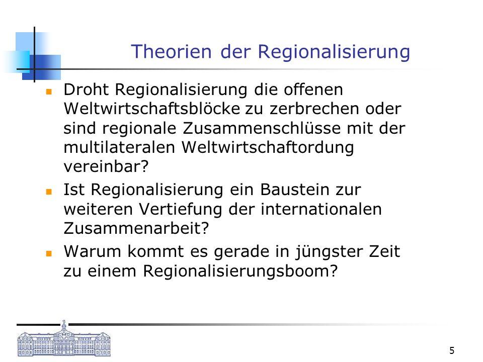 Theorien der Regionalisierung