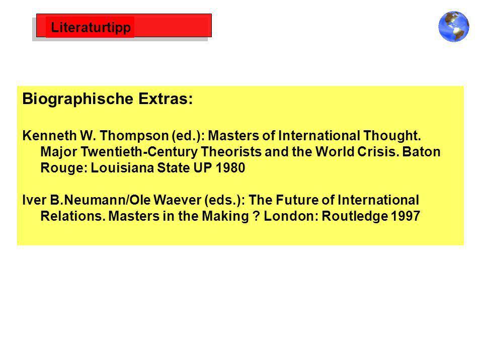 Biographische Extras: