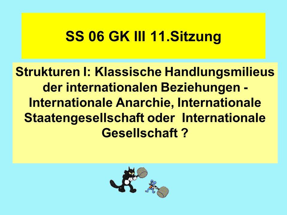 SS 06 GK III 11.Sitzung