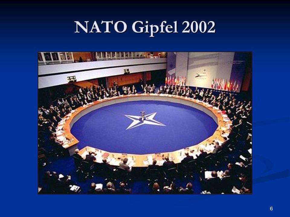 NATO Gipfel 2002