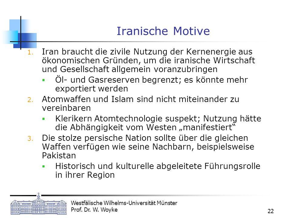 Iranische Motive
