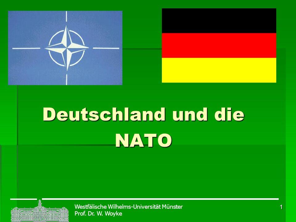 Deutschland und die NATO