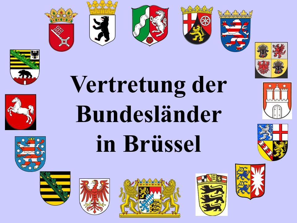 Vertretung der Bundesländer in Brüssel