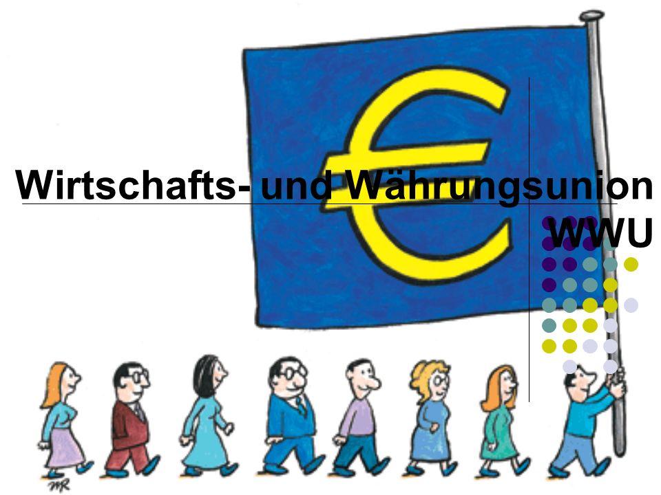 Wirtschafts- und Währungsunion WWU