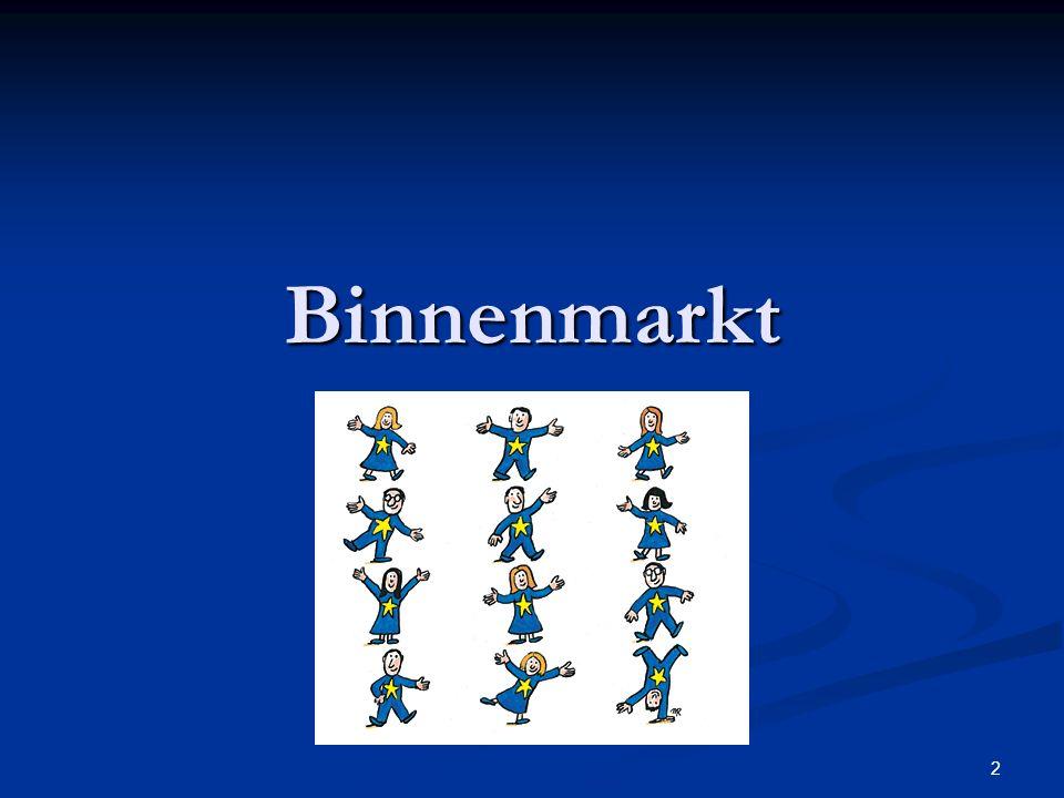 Binnenmarkt