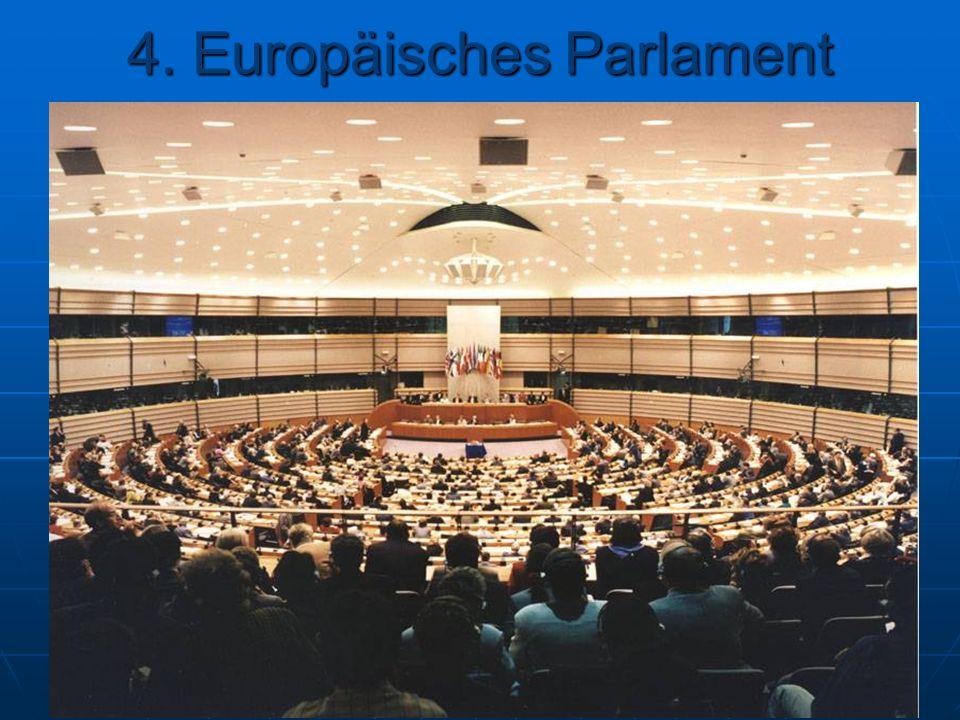 4. Europäisches Parlament