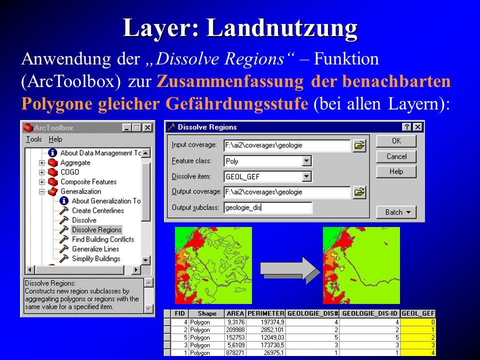 Layer: Landnutzung