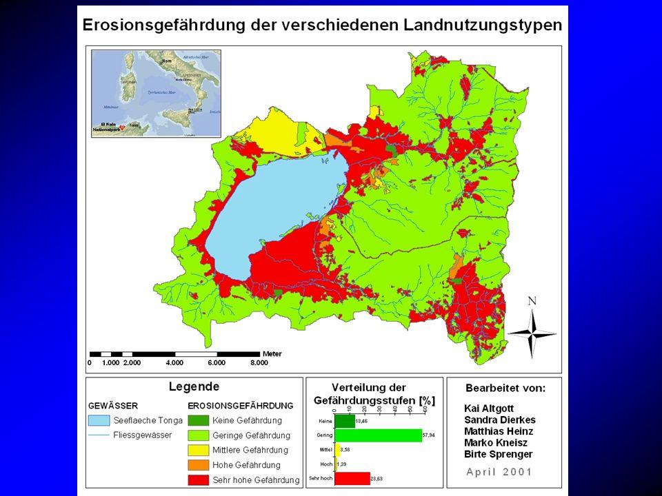 Ergebnis: Landnutzung
