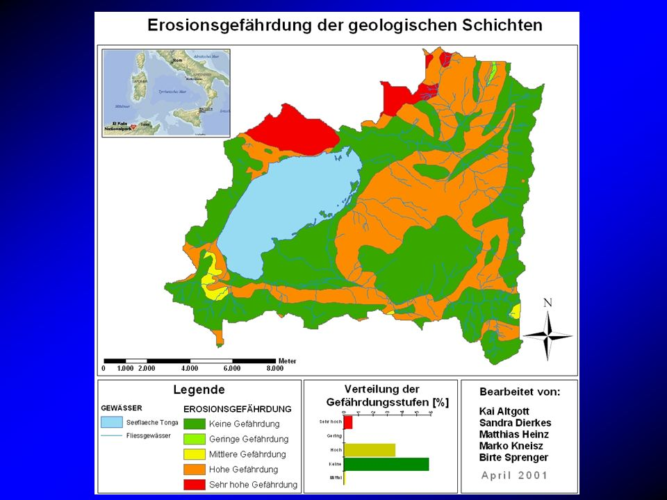 Ergebnis: Geologie