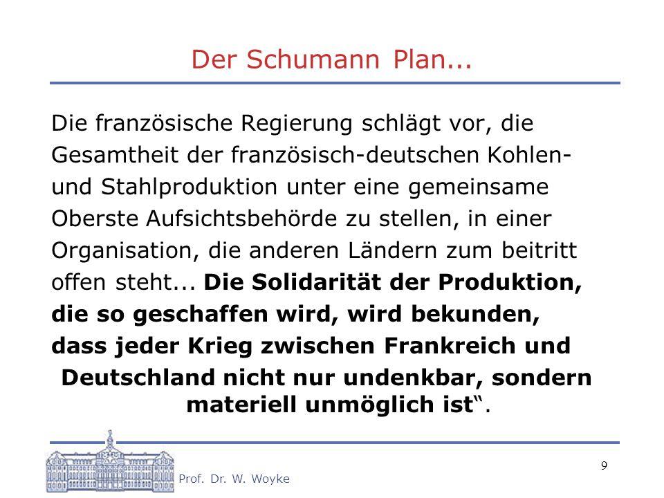 Deutschland nicht nur undenkbar, sondern materiell unmöglich ist .