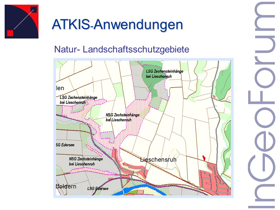 ATKIS-Anwendungen Natur- Landschaftsschutzgebiete