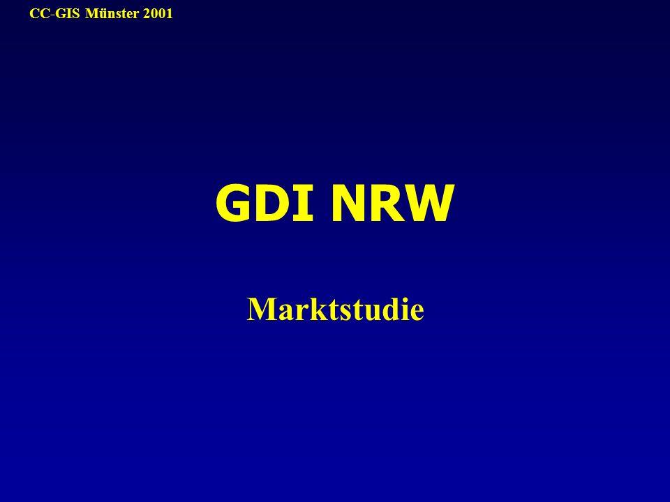 GDI NRW Marktstudie