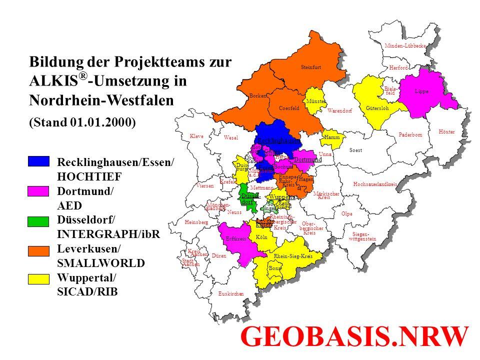 Steinfurt Münster. Coesfeld. Borken. Kleve. Hochsauerlandkreis. Minden-Lübbecke. Herford. Lippe.