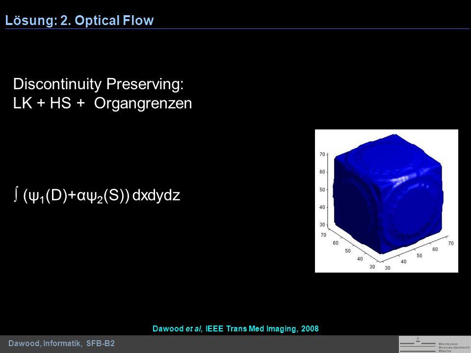 Dawood et al, IEEE Trans Med Imaging, 2008